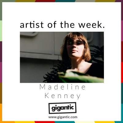 AOTW // Madeline Kenney