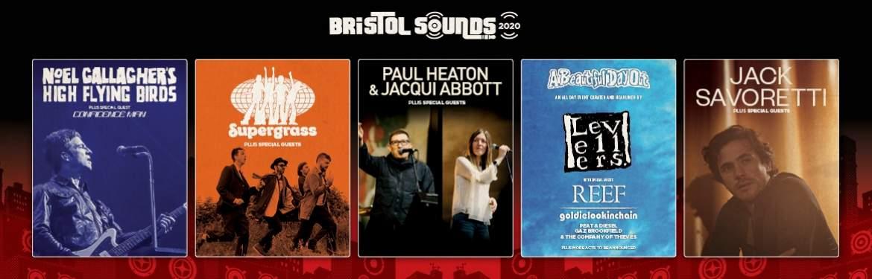 Bristol Sounds  tickets