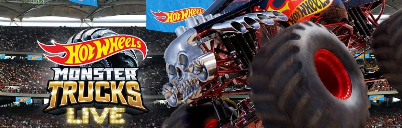 Hot Wheels Monster Trucks tickets
