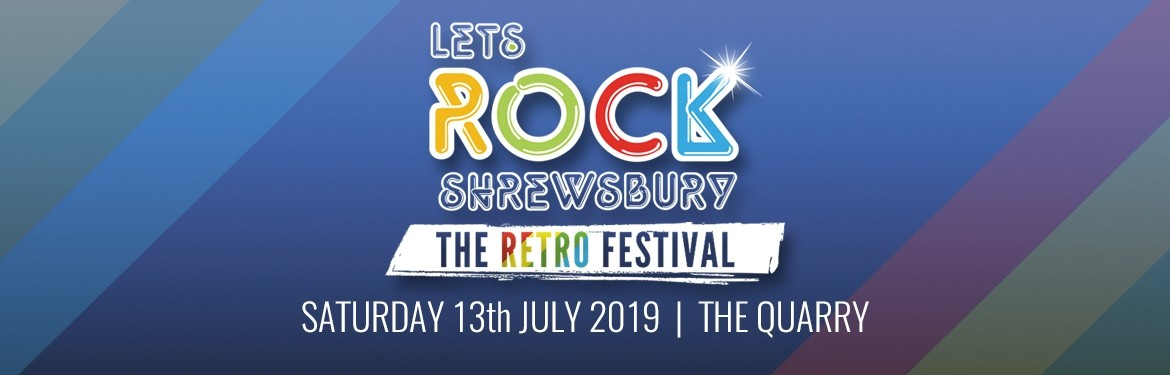 Let's Rock Shrewsbury tickets