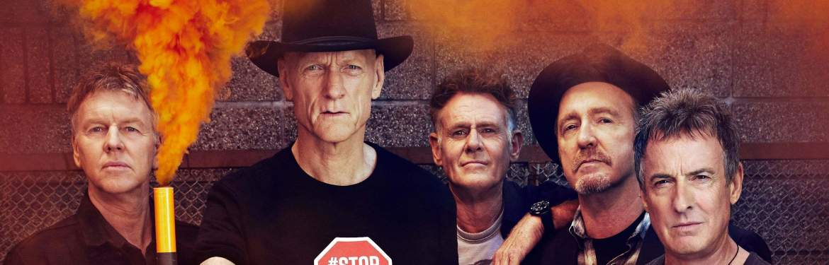 Midnight Oil tickets