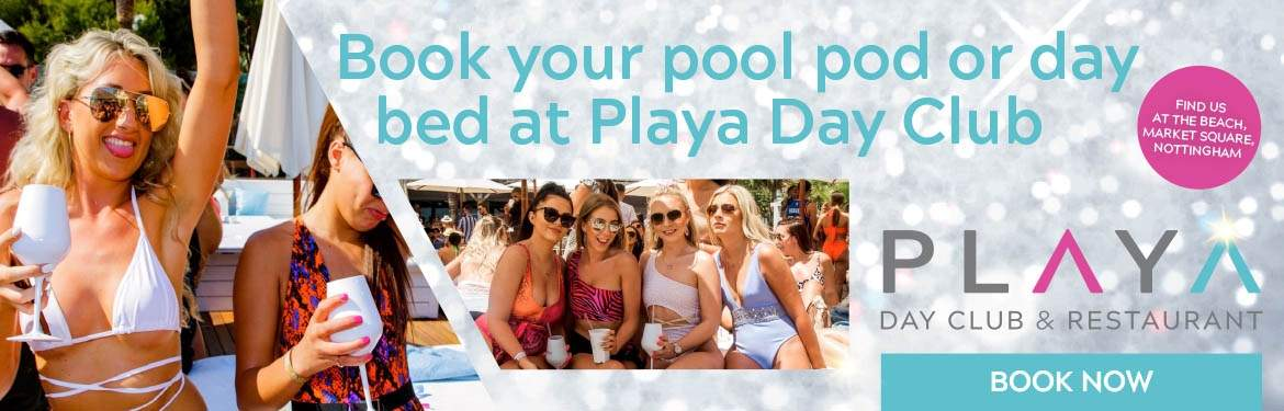Playa Day Club & Restaurant tickets