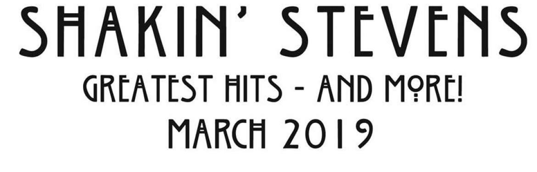Shakin' Stevens tickets