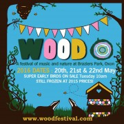 Wood Festival Tickets image