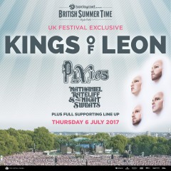 Barclaycard presents British Summer Time Hyde Park