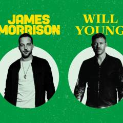 James Morrison and Will Young image