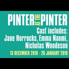 Pinter: The Room/Victoria Station/Family Voices