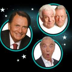 Silent Comedy Spectacular Hosted By Barry Humphries