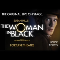 The Woman In Black<br>&bull; Was £52.00 Now £36.00 Saving £16.00