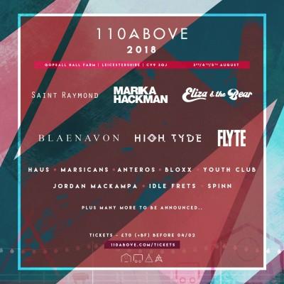 110 Above Festival