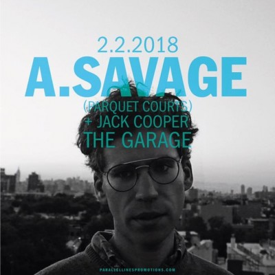 A.Savage tickets