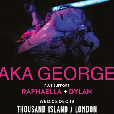 AKA George tickets