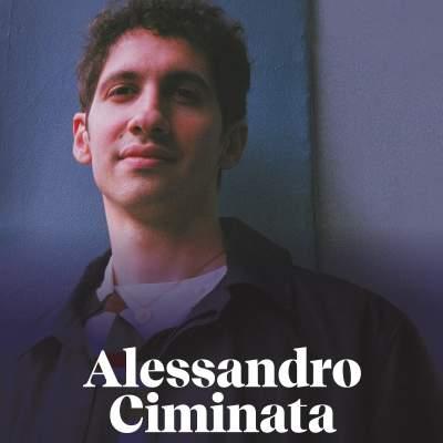 ALESSANDRO CIMINATA tickets