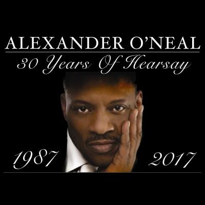 Alexander O'Neal tickets
