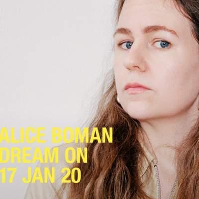 Alice Boman tickets