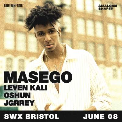 Amalgam Shapes - Masego, Leven Kali, Oshun tickets