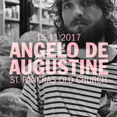 Angelo De Augustine tickets