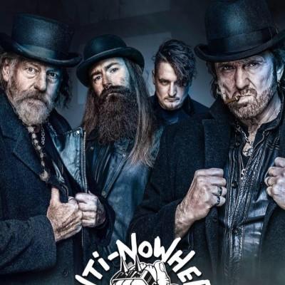 Anti Nowhere League tickets