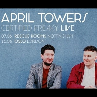 April Towers tickets