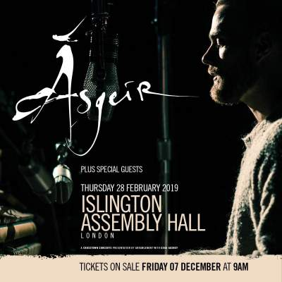 Asgeir tickets