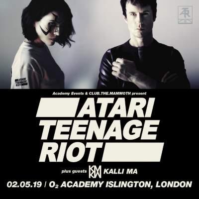 Atari Teenage Riot tickets