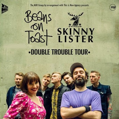 Beans On Toast/Skinny Lister tickets