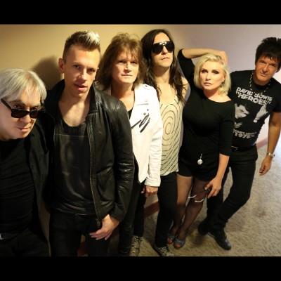 Blondie tickets