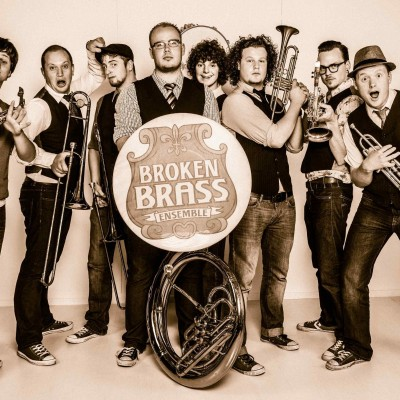 Broken Brass Ensemble tickets