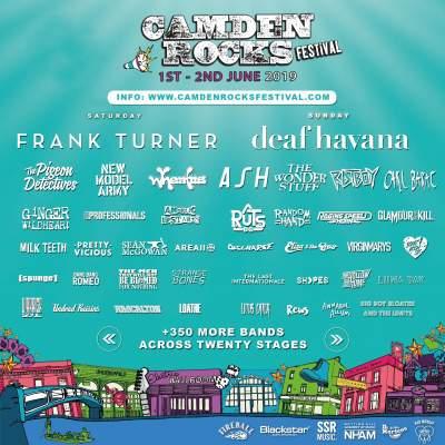 Camden Rocks tickets