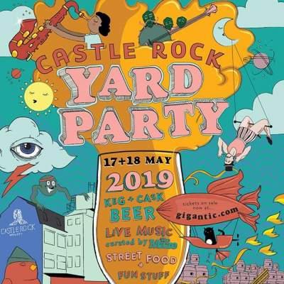 Castle Rock Yard Party tickets