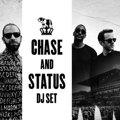 Chase & Status DJ Set tickets