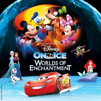 Disney On Ice 2018 tickets
