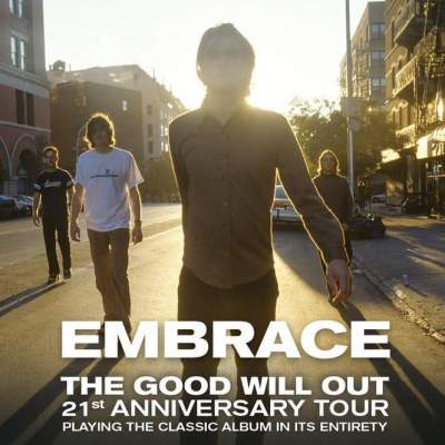 Embrace tickets