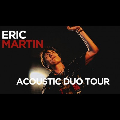 Eric Martin tickets