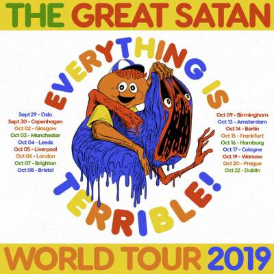 Everything Is Terrible tickets