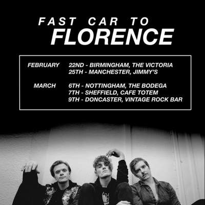 Fast Car To Florence tickets