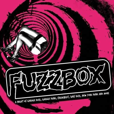 Fuzzbox tickets