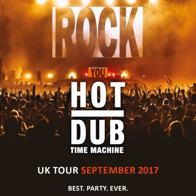 Hot Dub Time Machine tickets