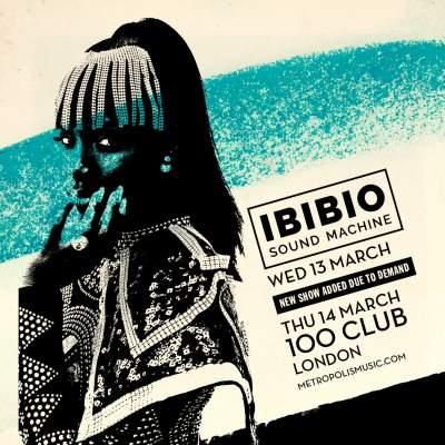 Ibibio Sound Machine tickets