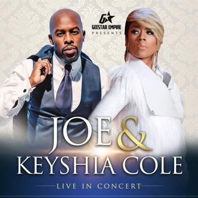 Joe & Keyshia Cole tickets