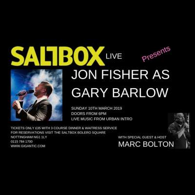Jon Fisher tickets
