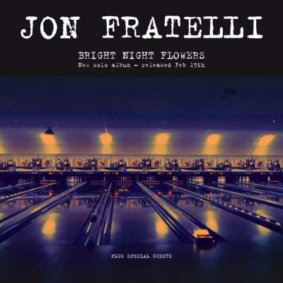 Jon Fratelli tickets