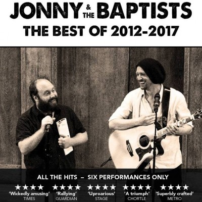 Jonny & The Baptists tickets
