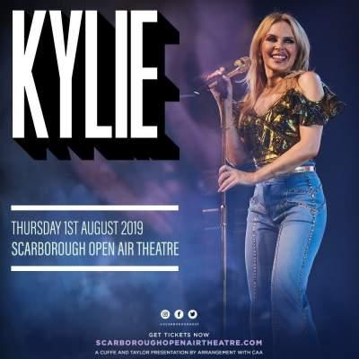 Kylie  tickets