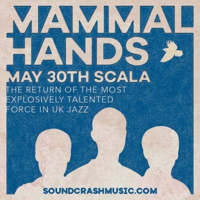 Mammal Hands  tickets