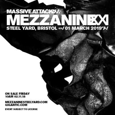 Massive Attack tickets