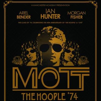 Mott The Hoople tickets