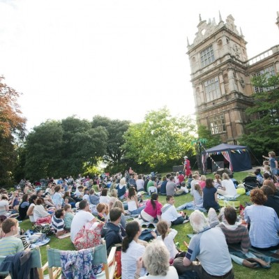Nottingham City Council Outdoor Theatre Season 2018 tickets