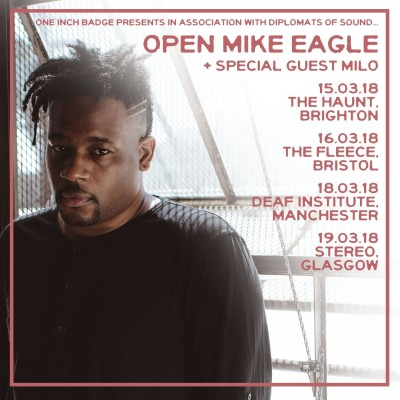 Open Mike Eagle  tickets