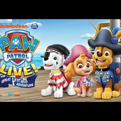 Paw Patrol tickets